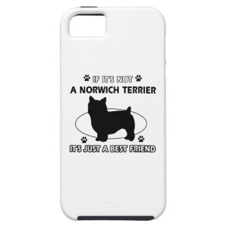 Norwich Terrier dog breed designs iPhone 5 Cover