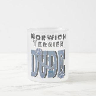 Norwich Terrier DUDE Coffee Mug