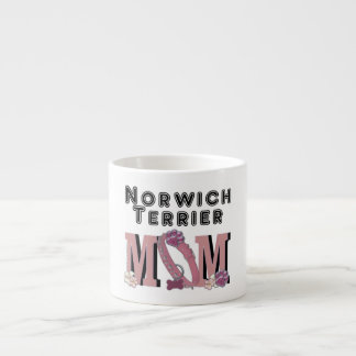 Norwich Terrier MOM Espresso Cup