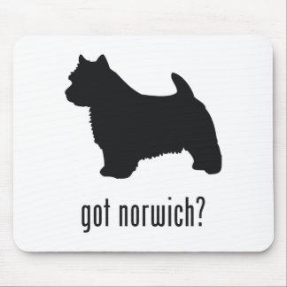 Norwich Terrier Mouse Pad