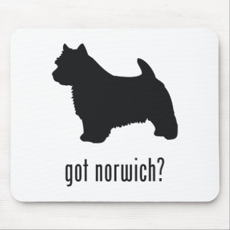 Norwich Terrier Mouse Pads