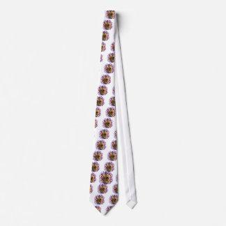 Norwich Terrier Patriot Neck Tie