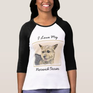 Norwich Terrier T-Shirt