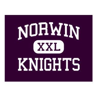 Norwin - caballeros - alto - Huntingdon del norte Tarjeta Postal