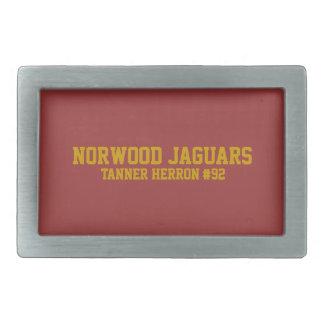 Norwood Belt Buckle