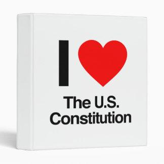 nos amo constitución