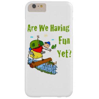 ¿Nos divertimos todavía? Funda Barely There iPhone 6 Plus