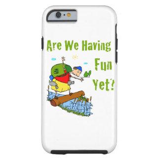 ¿Nos divertimos todavía? Funda Resistente iPhone 6