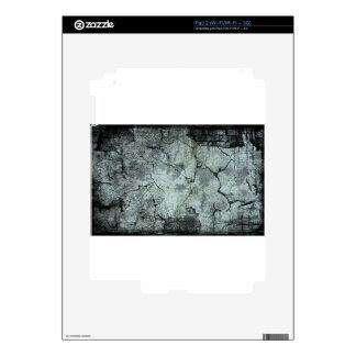 Nos estamos agrietando para arriba iPad 2 skins