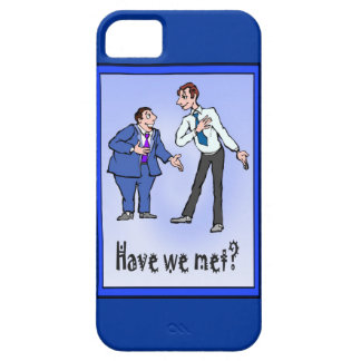 ¿Nos hemos encontrado? iPhone 5 Funda