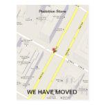 Nos hemos movido añadimos la postal del mapa