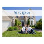 ¡Nos hemos movido! Nueva postal casera de la foto