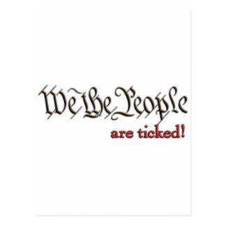 ¡Nos la gente… hacen tictac Postal