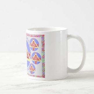 NOSA - Karuna REIKI symbol art by Navin Joshi Coffee Mug