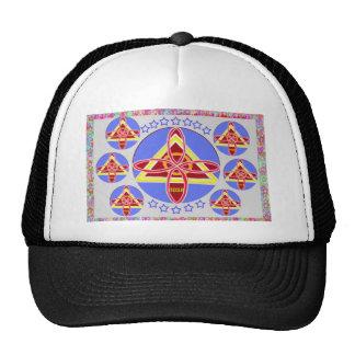 NOSA - Karuna REIKI symbol art by Navin Joshi Trucker Hat