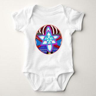 NOSA Karuna Reiki Symbol - Artistic Flavor on Life Tee Shirt