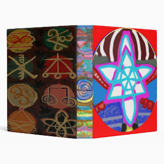 NOSA - KARUNA Reiki Symbols Binder