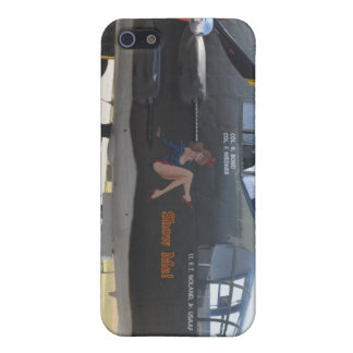 nose art 'show me' case for iPhone SE/5/5s