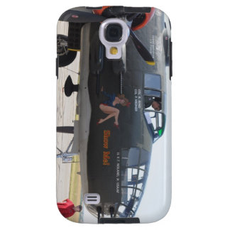 nose art 'show me' galaxy s4 case