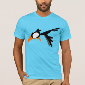 Nose-diving lil' birdie :) T-shirt