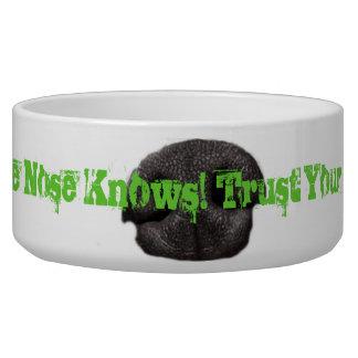 Nose Dog Bowl