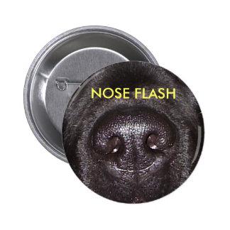 NOSE FLASH BUTTON