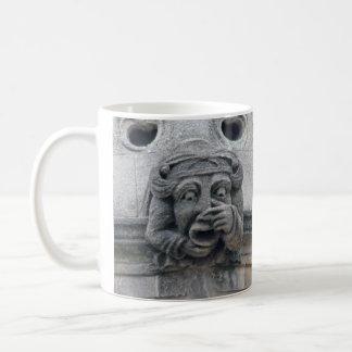 Nose gargoyles mug