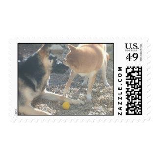 Nose Kisses Stamp