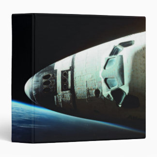 Nose of a Space Shuttle Binder