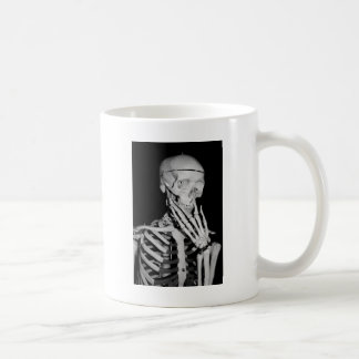 nose picker coffee mug