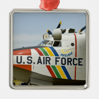 Nose section Air Force Grumman HU-16B Metal Ornament