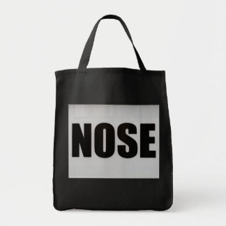 Nose Tote Bag