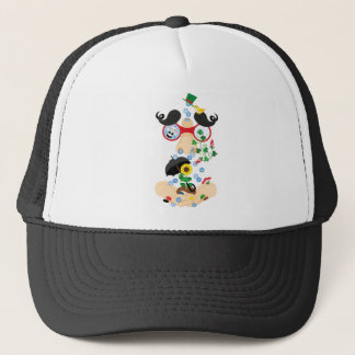 Nose water (Runny nose of grace) of favoring Trucker Hat
