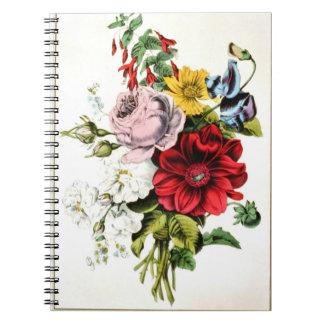 Nosegay 1848 journal