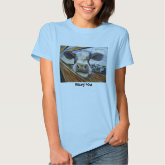 nosey cow shirts