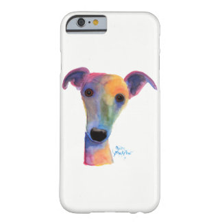 Nosey Dog ' Pansy ' by Shirley MacArthur Barely There iPhone 6 Case
