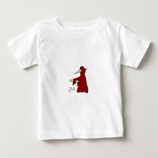 Nosey Parker Baby T-Shirt