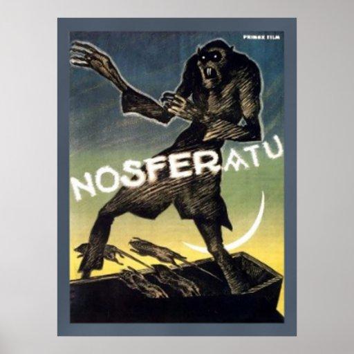 Nosferatu  1922 poster