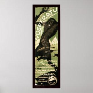 Nosferatu  1922 posters