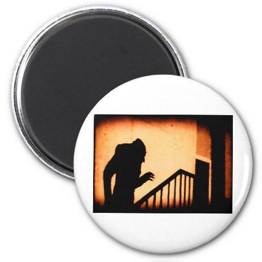 Nosferatu 2 Inch Round Magnet