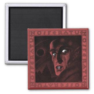 Nosferatu! 2 Inch Square Magnet