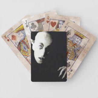 Nosferatu Baraja Cartas De Poker