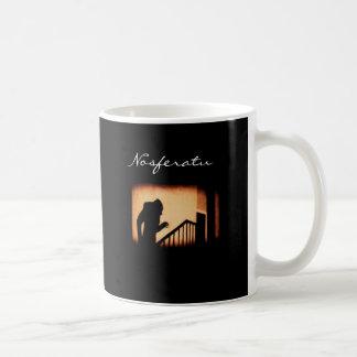 Nosferatu Count Orlok Coffee Mug