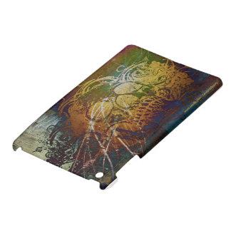 Nosferatu Dawn Negative Skull iPad Mini Cover
