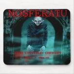 Nosferatu el origen no dicho Mousepad 1 Tapete De Ratones