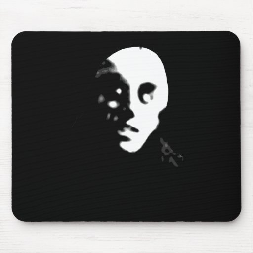 Nosferatu espeluznante estupendo hace frente a las mousepad