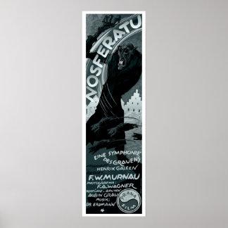 Nosferatu grande póster