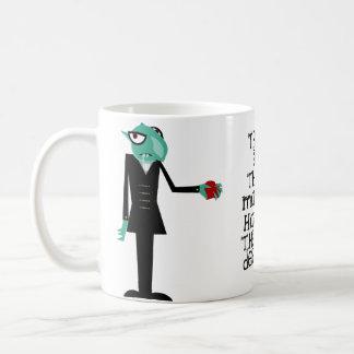 Nosferatu Invites You Coffee Mug