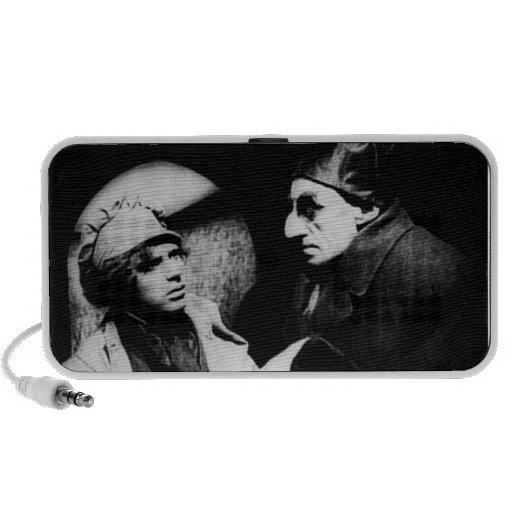 Nosferatu iPhone Speakers