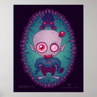 Nosferatu Jr Poster